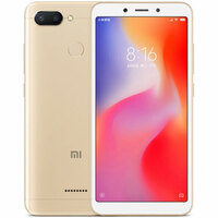Xiaomi Redmi 6 3GB/32GB Gold/Золотой Global Version